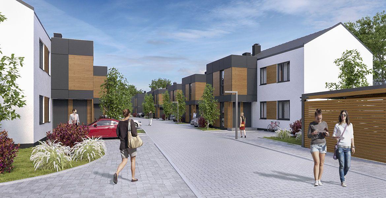 Połowa mieszkań inwestycji Łanowa Park sprzedana